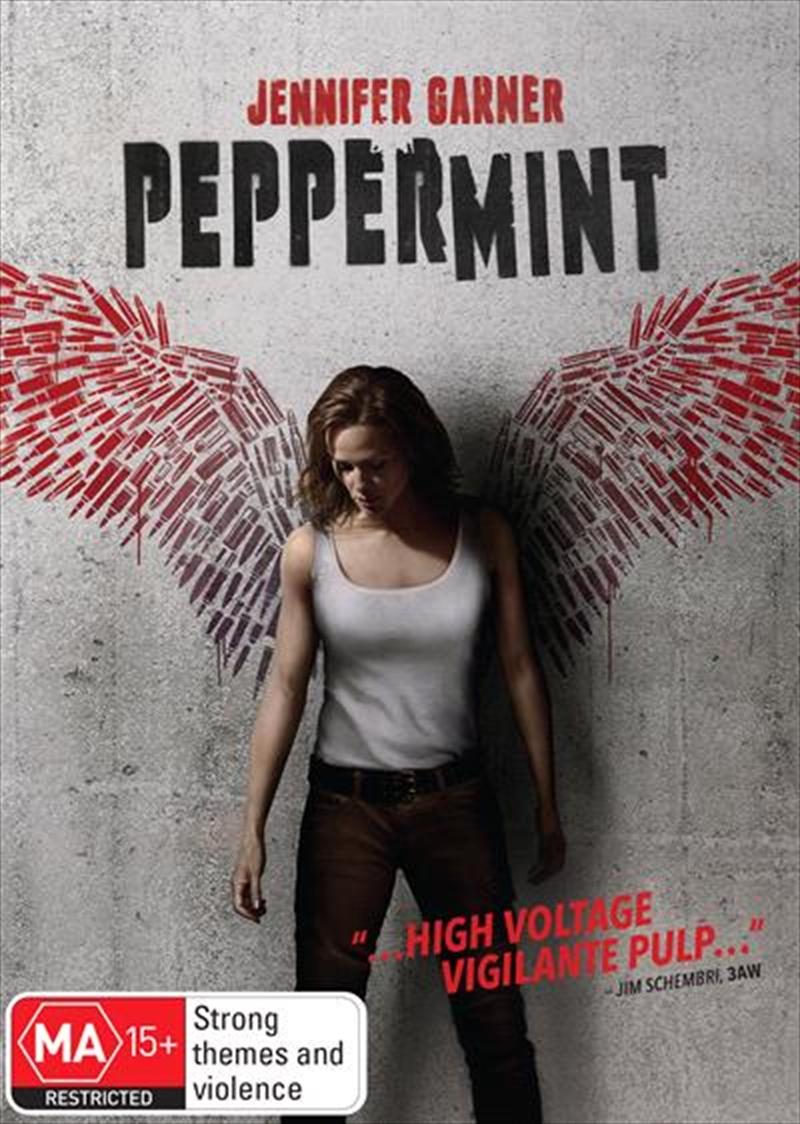 Peppermint | DVD