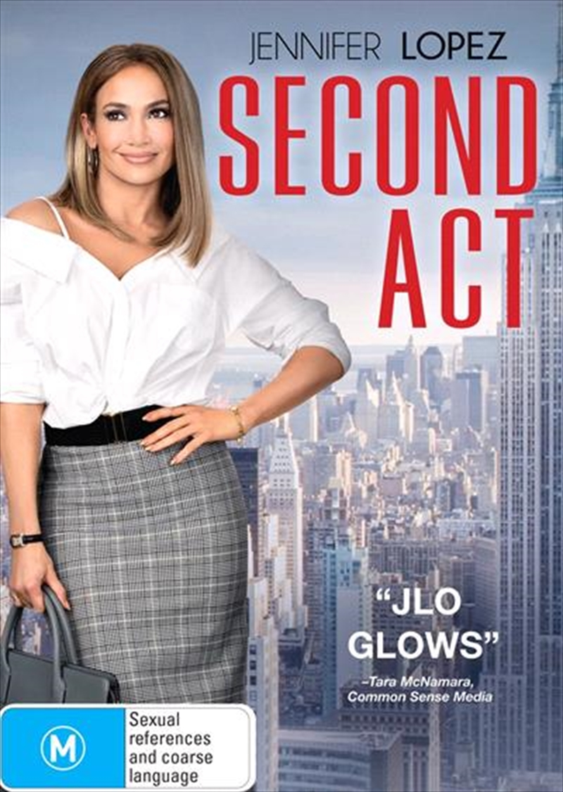 Second Act | DVD