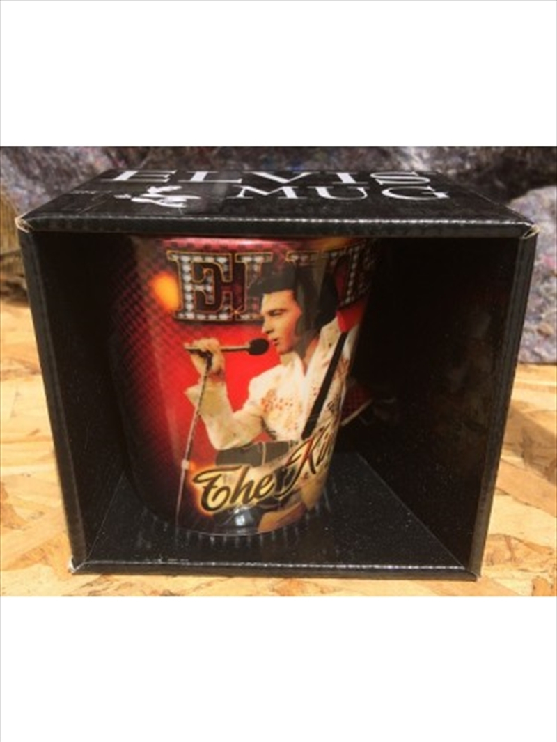 Elvis The King Mug | Merchandise