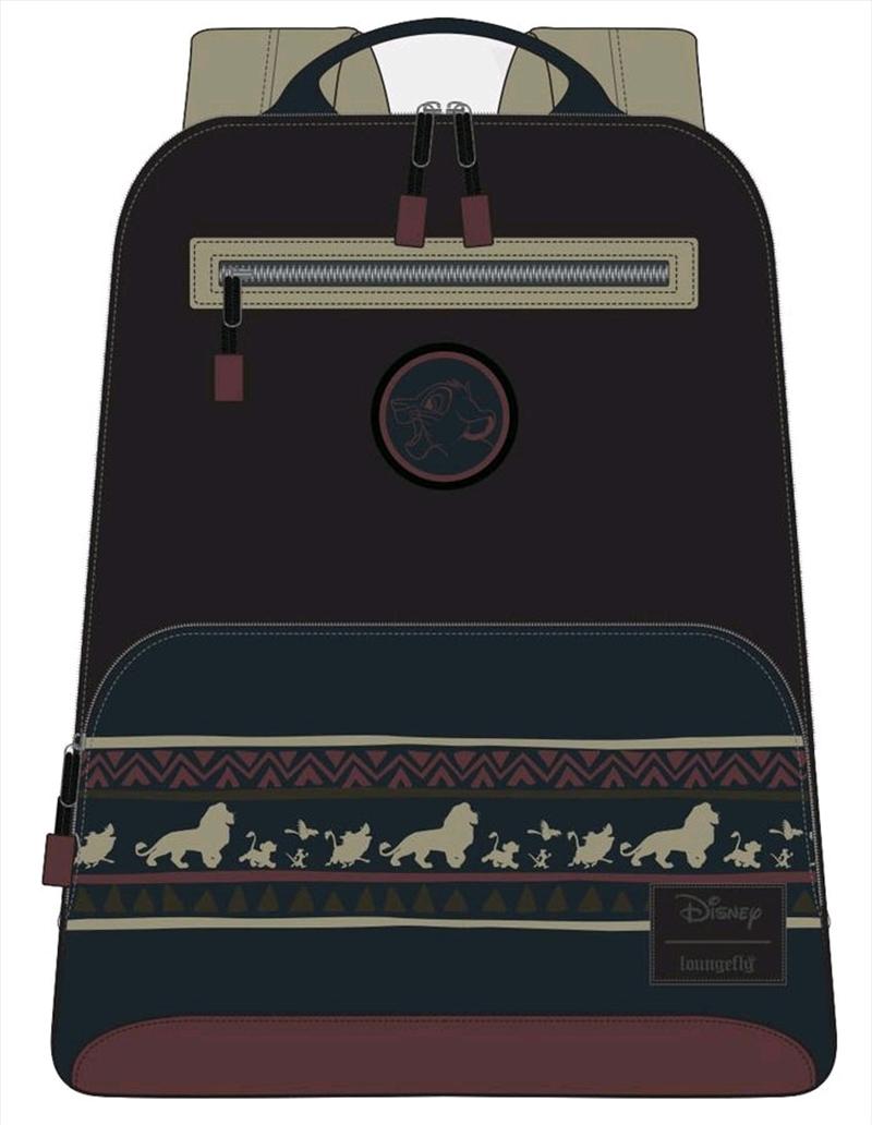 Lion King - Pattern Backpack | Apparel