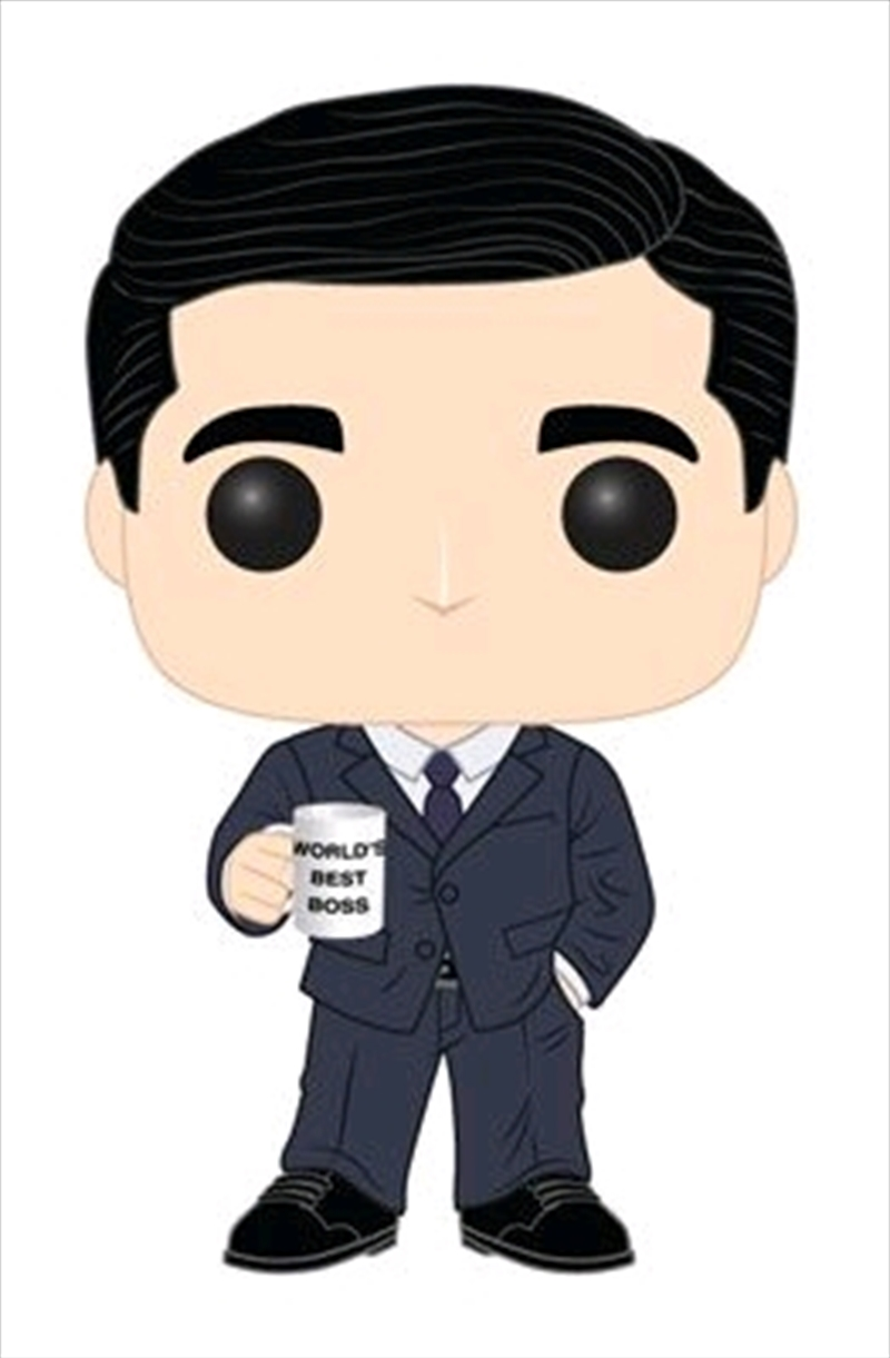 The Office - Michael Scott Pop! Vinyl | Pop Vinyl