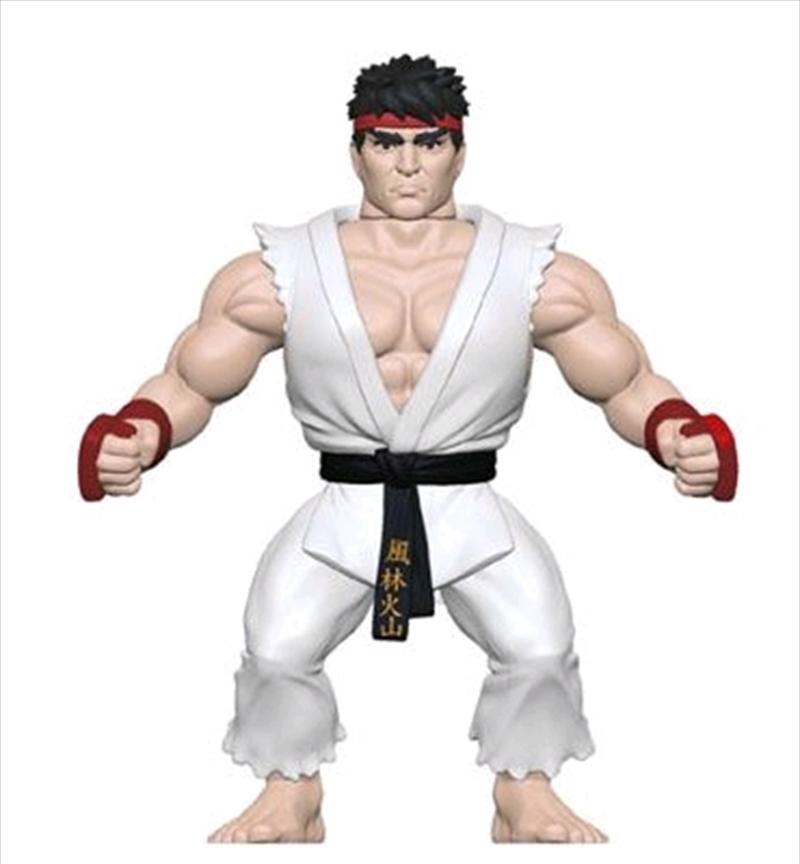 Street Fighter - Ryu Savage World Action Figure | Merchandise