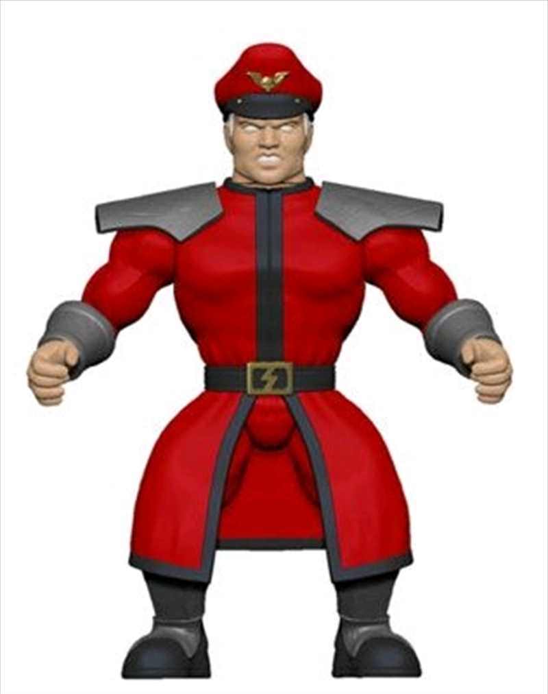 Street Fighter - M. Bison Savage World Action Figure | Merchandise