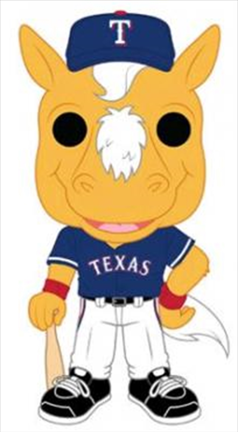 MLB - Rangers Captain Pop! Vinyl | Pop Vinyl