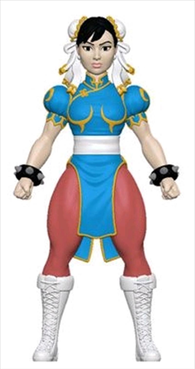 Street Fighter - Chun-Li Savage World Action Figure | Merchandise
