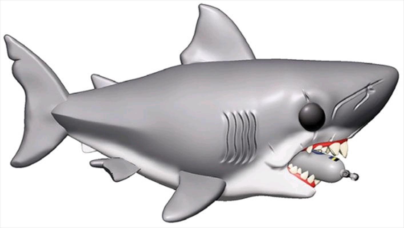 "Jaws - Jaws with diving tank 6"" Pop! Vinyl   Pop Vinyl"