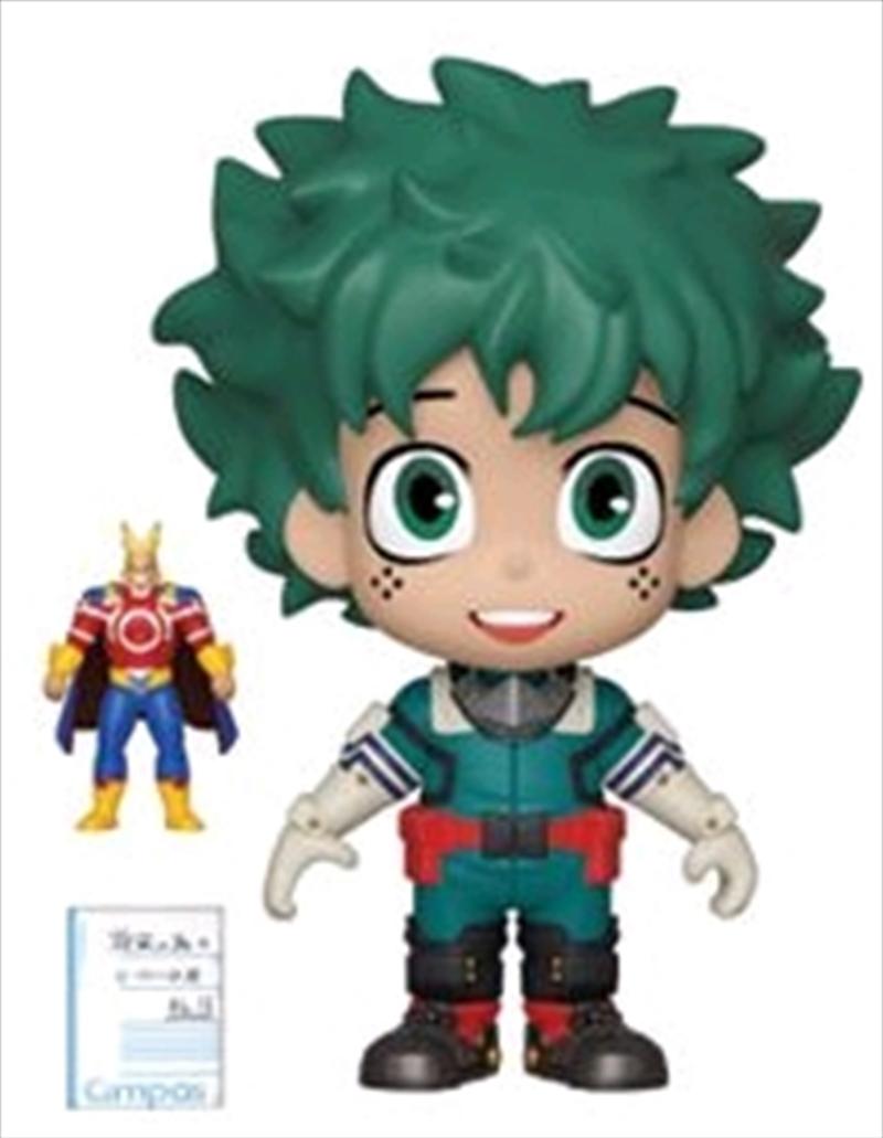 My Hero Academia - Deku 5-Star Figure | Merchandise
