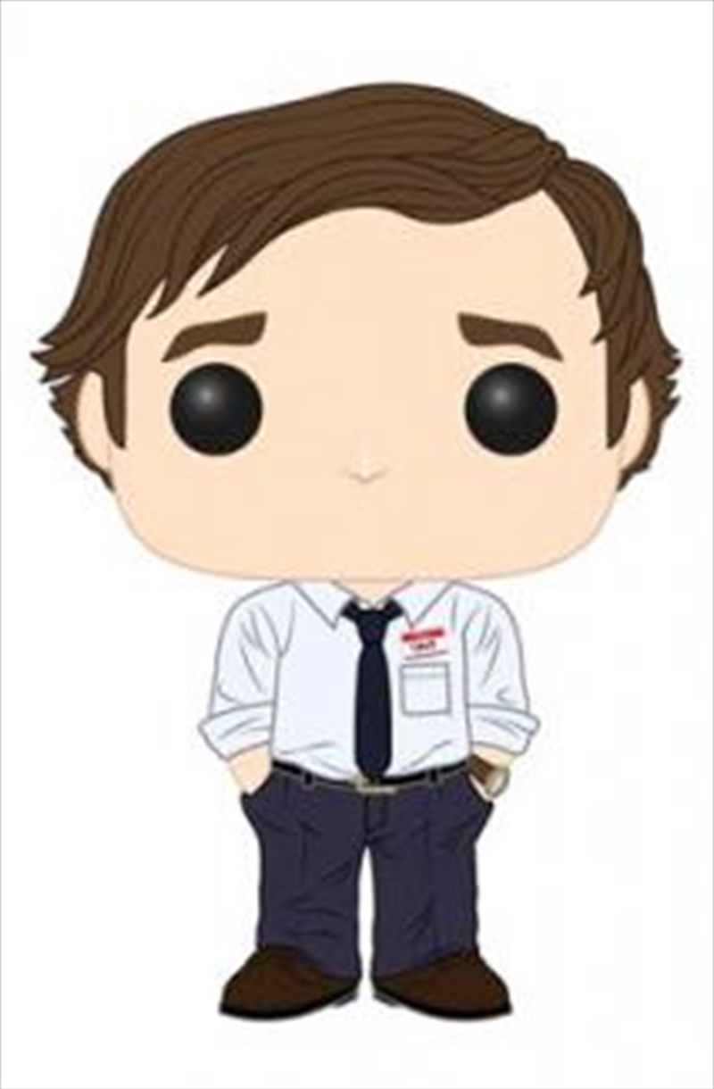 The Office - Jim Halpert Pop! Vinyl | Pop Vinyl
