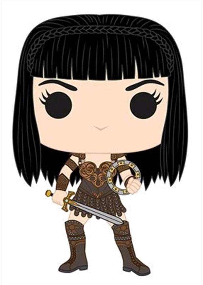 Xena Warrior Princess - Xena Pop! Vinyl | Pop Vinyl