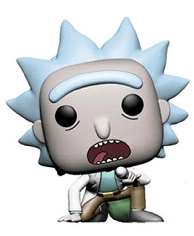 Rick and Morty - Get Schwifty Rick US Exclusive Pop! Vinyl [RS] | Pop Vinyl
