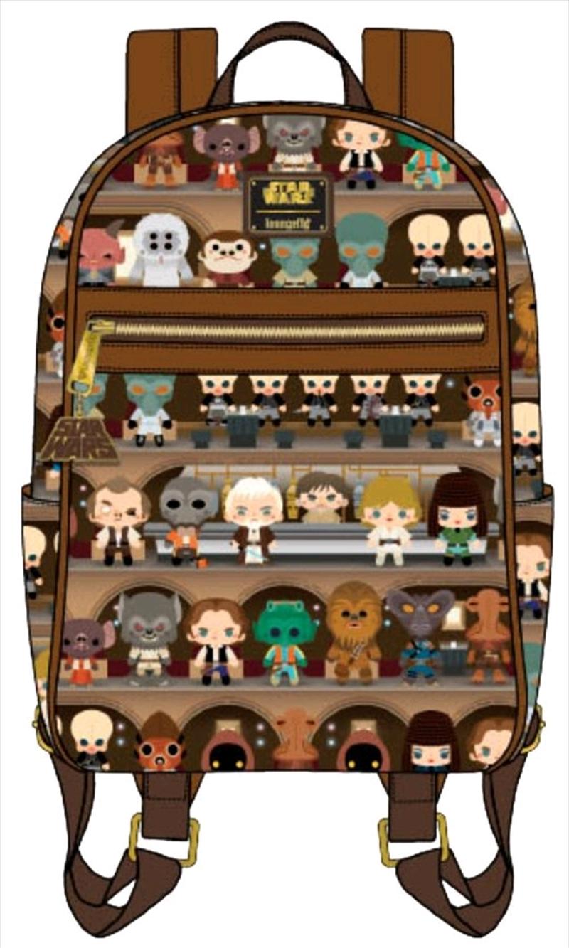 Star Wars - Cantina Chibi Mini Backpack | Apparel
