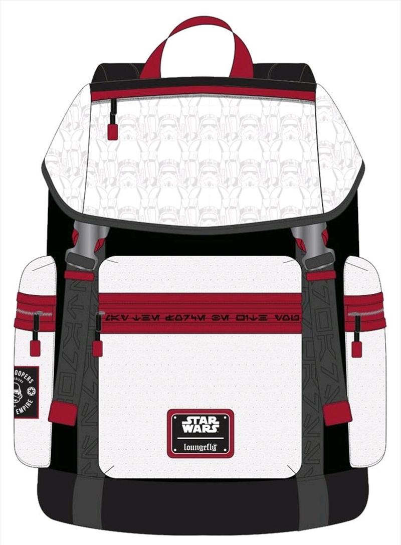 Star Wars - Stormtrooper Backpack | Apparel