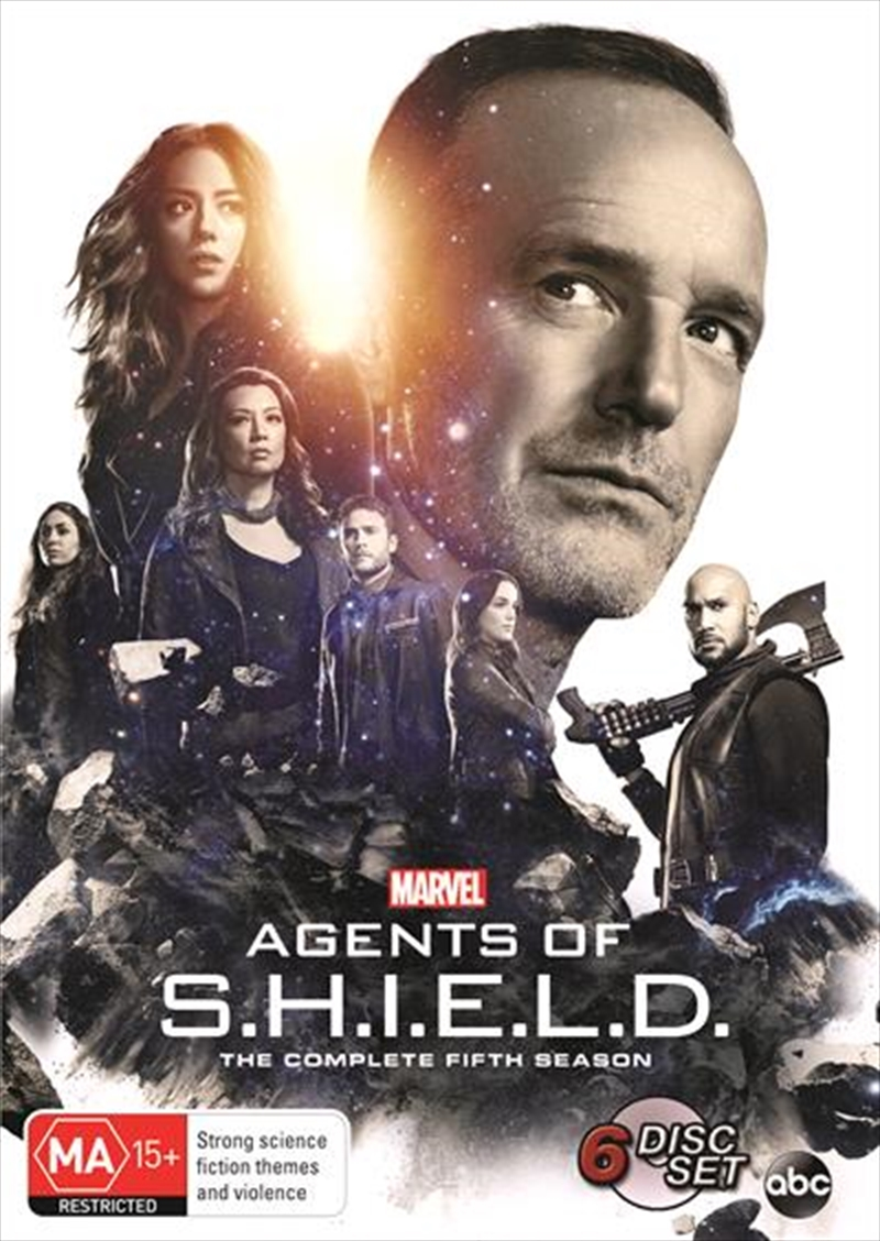 Agents Of Shield - Season 5 | DVD