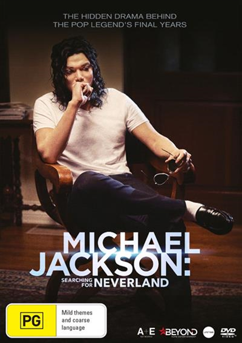 Michael Jackson - Searching For Neverland   DVD