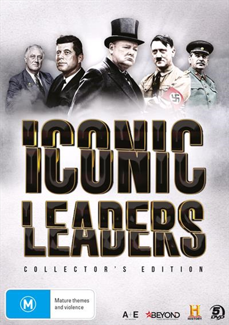Iconic Leaders Collector's Edition | DVD