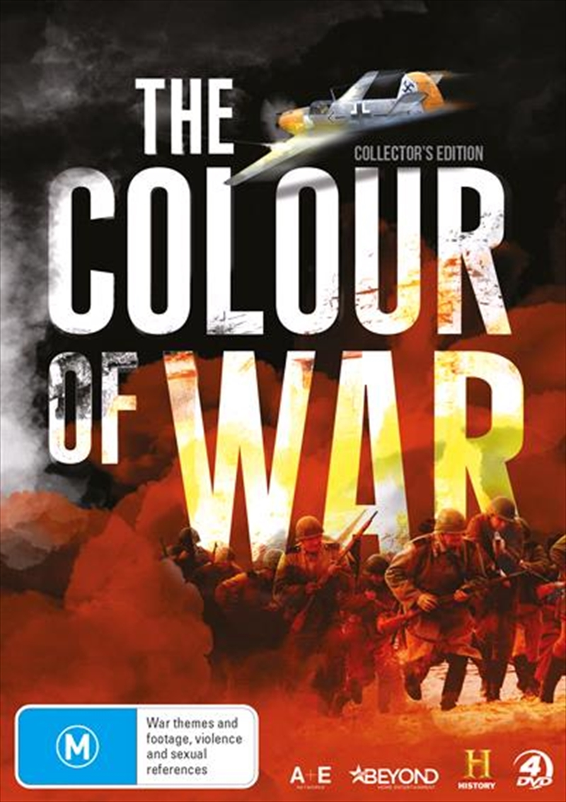 Colour Of War Collector's Gift Set, The | DVD