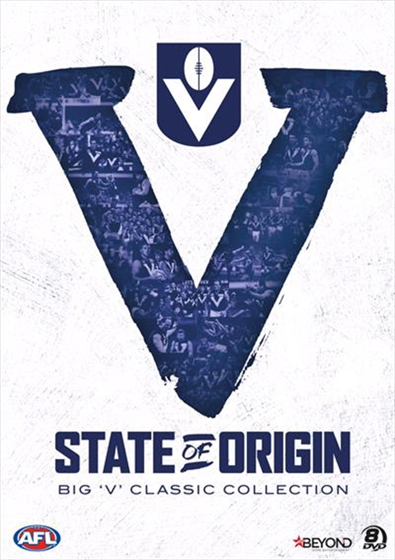 AFL - State Of Origin Big V Classic Collection | DVD