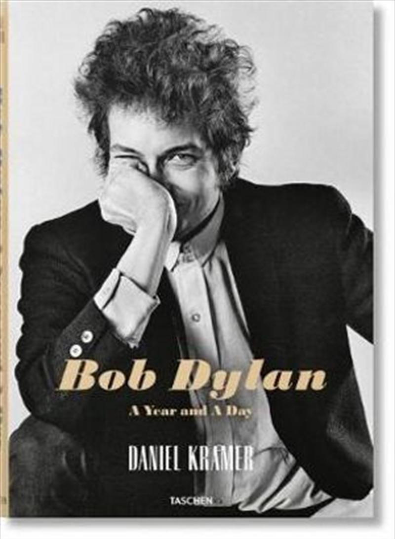 Bob Dylan: A Year and a Day | Hardback Book