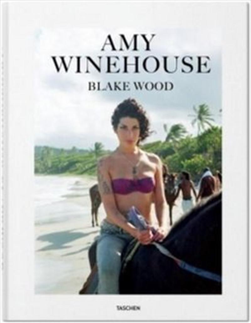 Amy Winehouse | Hardback Book