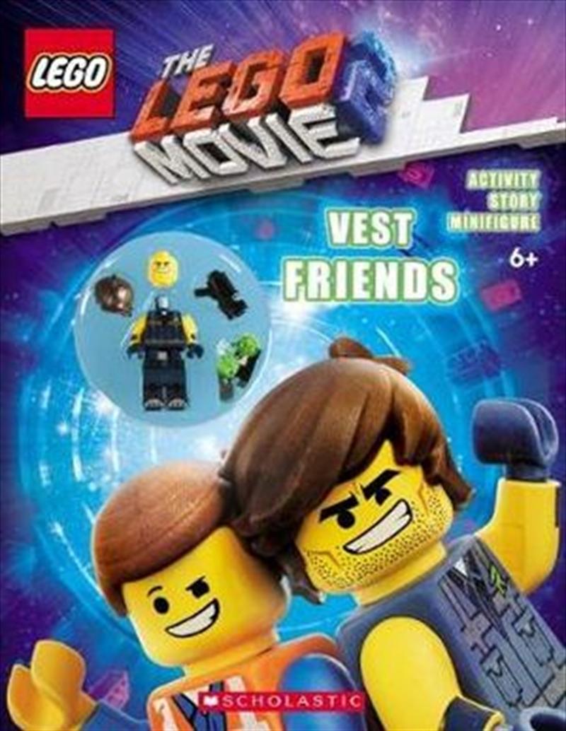 Lego Movie 2: Vest Friends Act | Paperback Book