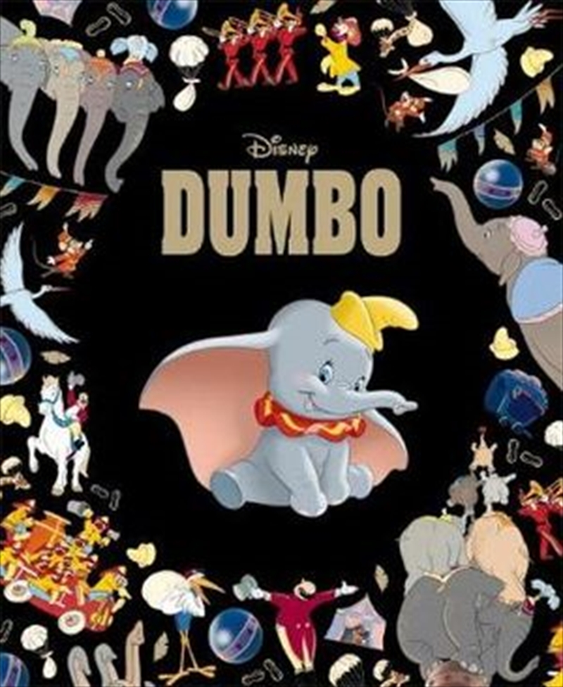 Disney: Dumbo Classic Collection | Hardback Book