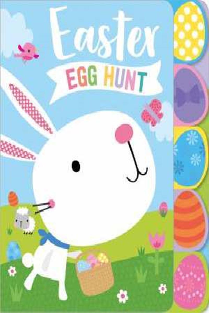 Easter Egg Hunt | Board Book