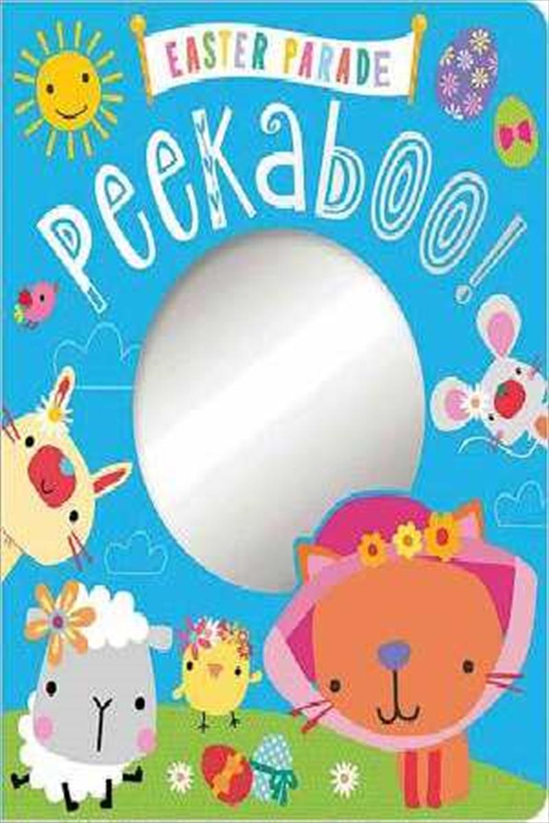 Easter Parade Peekaboo | Board Book