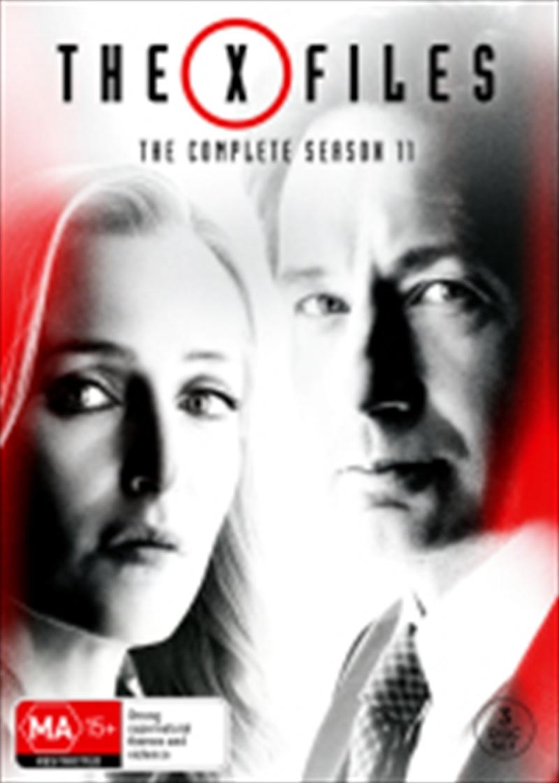 X-Files - Season 11 | DVD