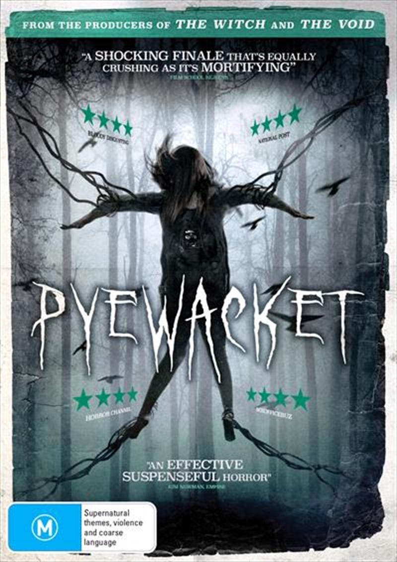Pyewacket | DVD