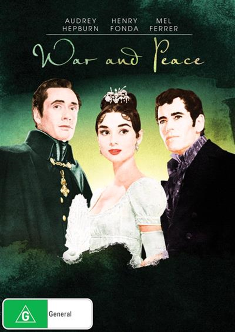 War And Peace | DVD
