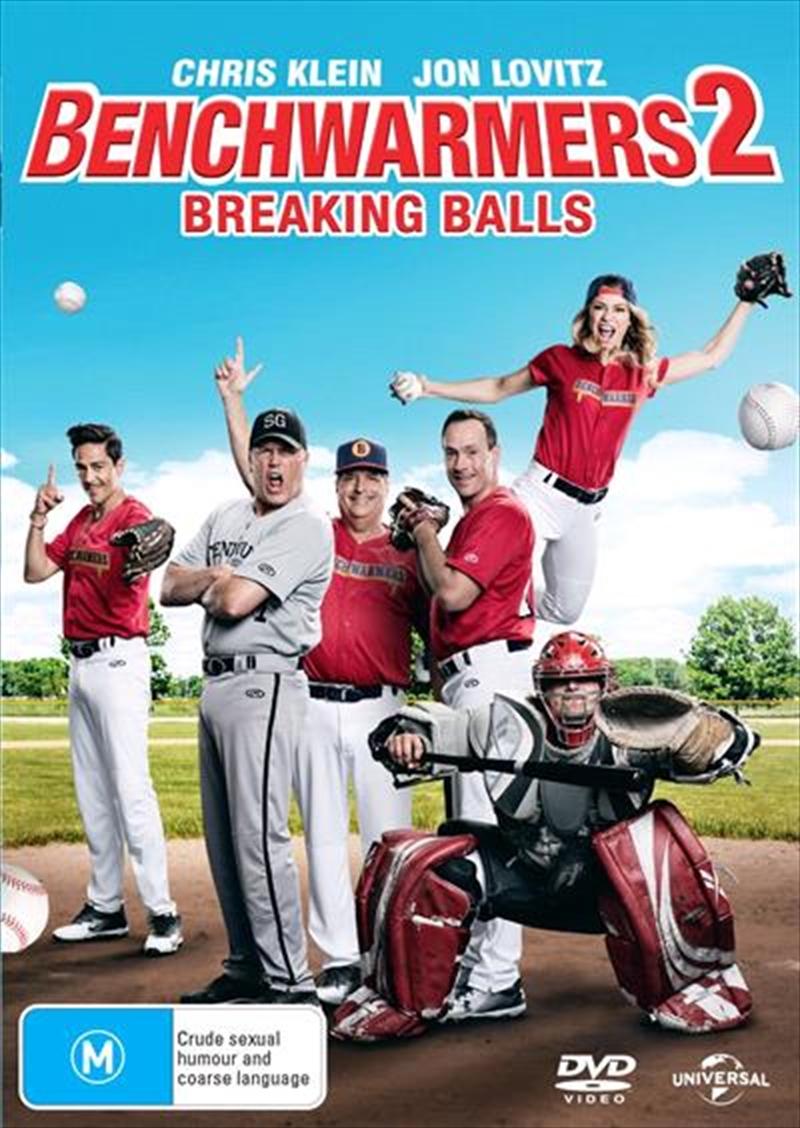 Benchwarmers 2 - Breaking Balls | DVD
