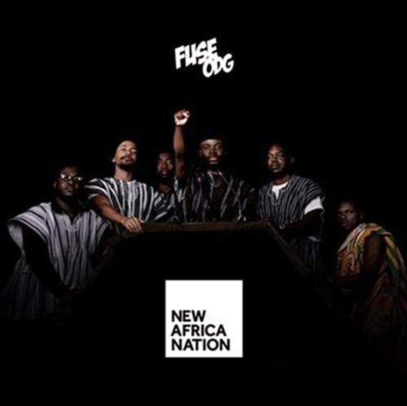 New Africa Nation | CD