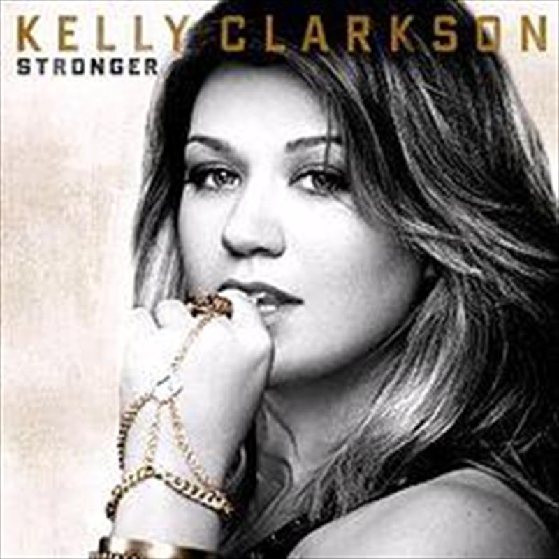 Stronger - Deluxe - Gold Series   CD