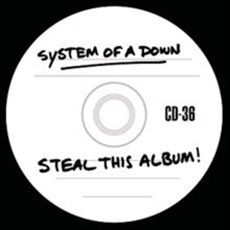 Steal This Album - Gold Series | CD