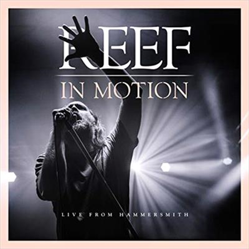 In Motion - Live From Hammersmith | Blu-ray/CD