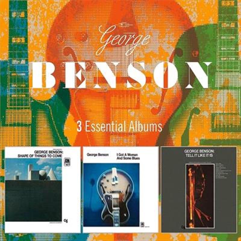 3 Essential Albums | CD