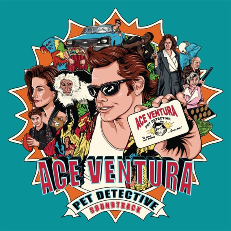 Ace Ventura - Pet Detective | Cassette
