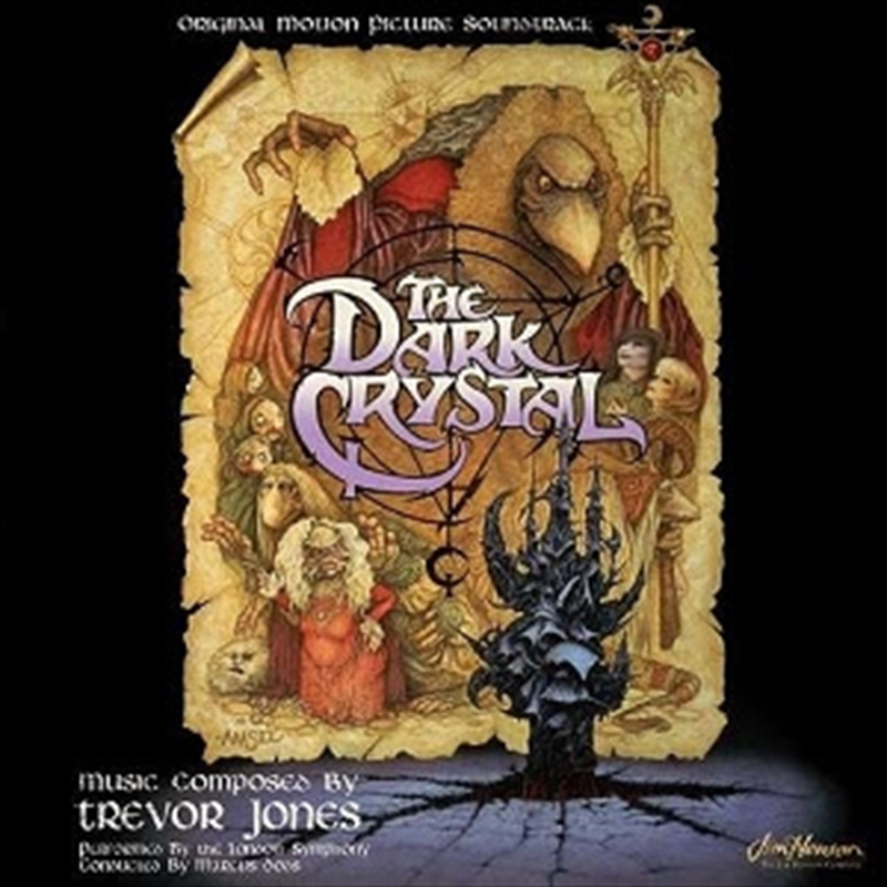 Dark Crystal - 35th Anniversary Deluxe Edition | LPBK
