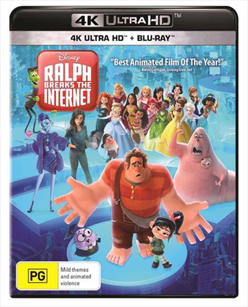 Ralph Breaks The Internet | UHD