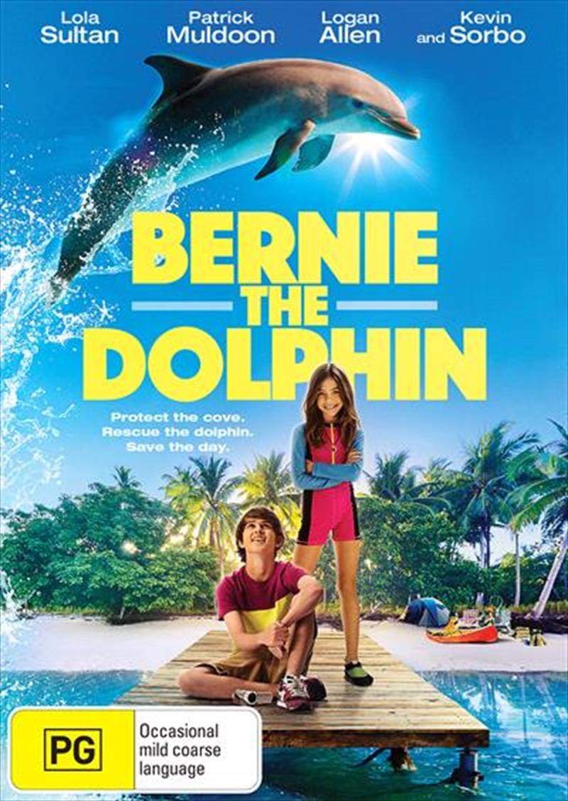 Bernie The Dolphin | DVD