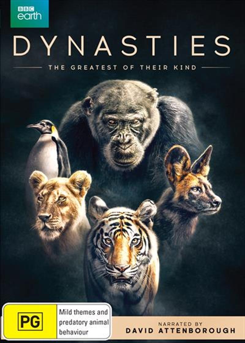 Dynasties | DVD