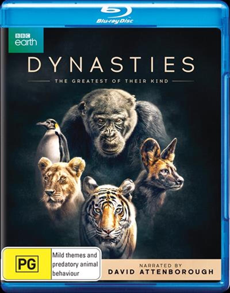 Dynasties | Blu-ray