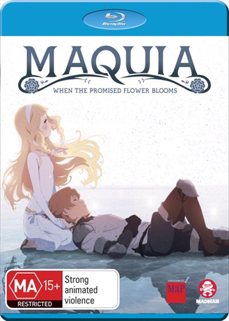 Maquia - When The Promised Flower Blooms | Blu-ray