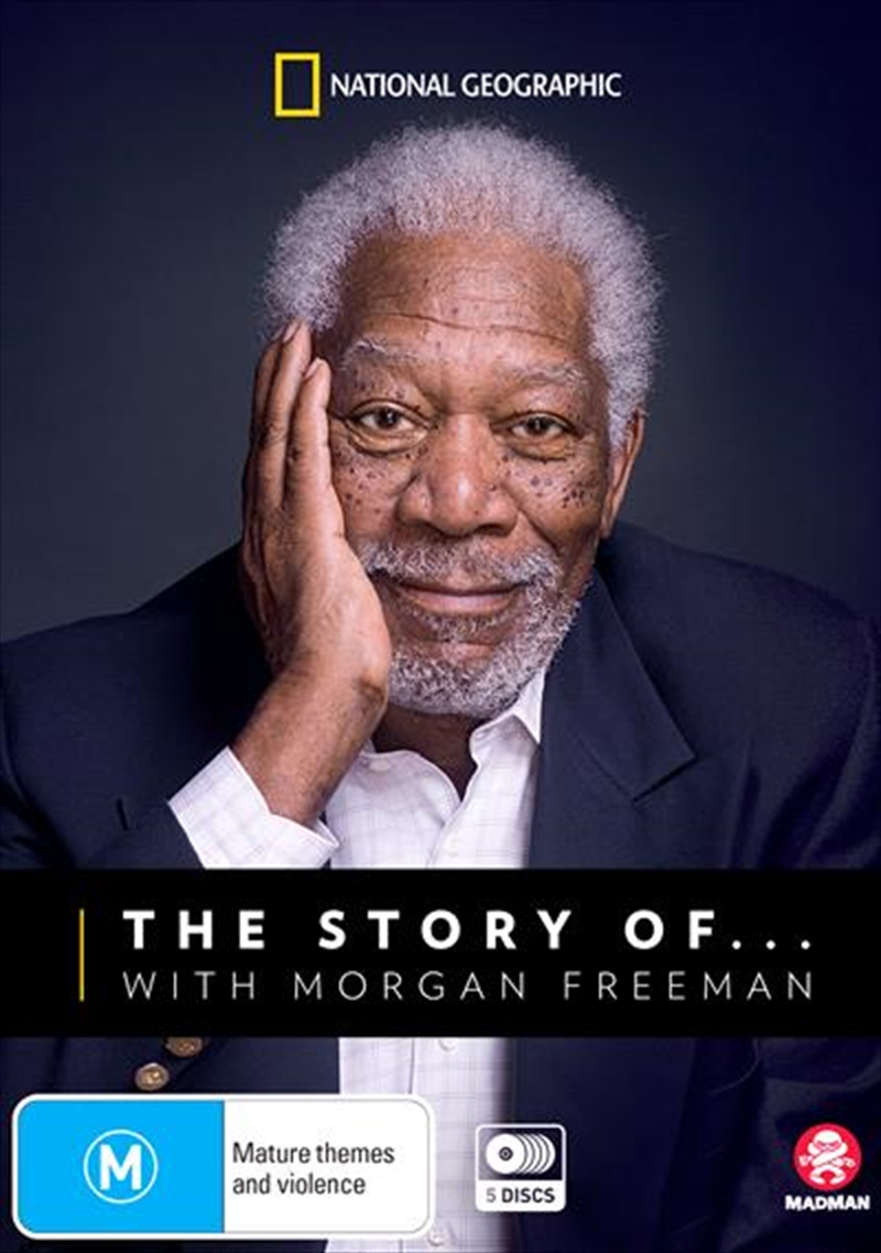 Story Of - With Morgan Freeman | DVD