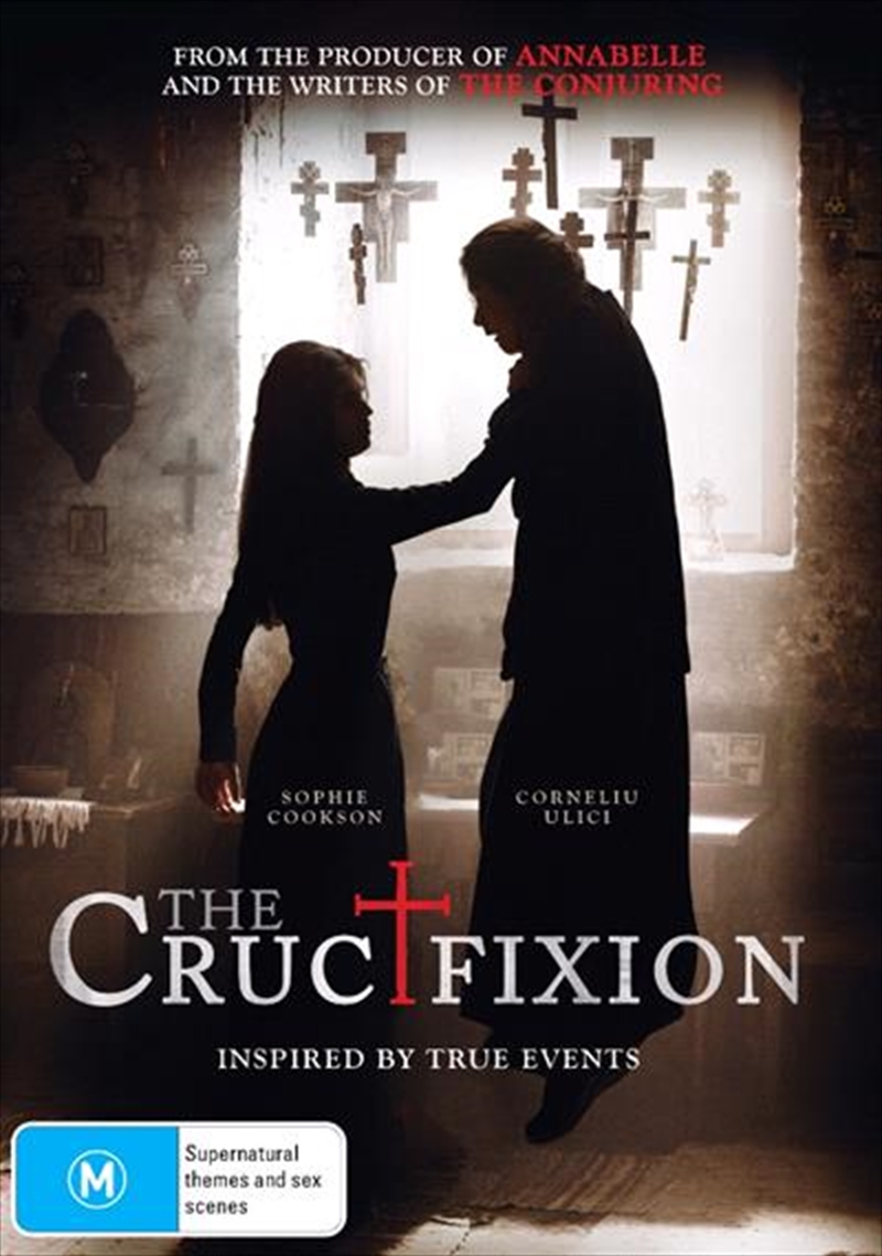 Crucifixion, The | DVD