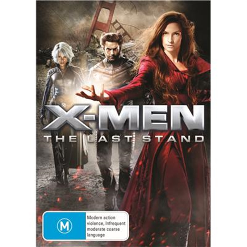 X-Men 3 - The Last Stand | UHD