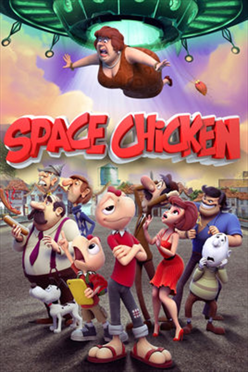 Space Chicken | DVD