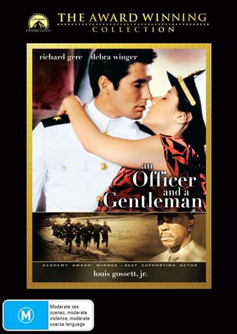 An Officer And A Gentleman   DVD