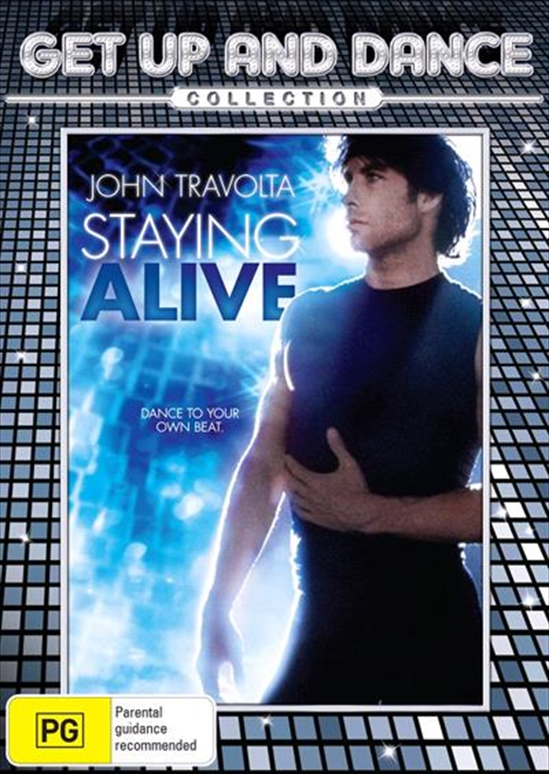 Staying Alive | DVD