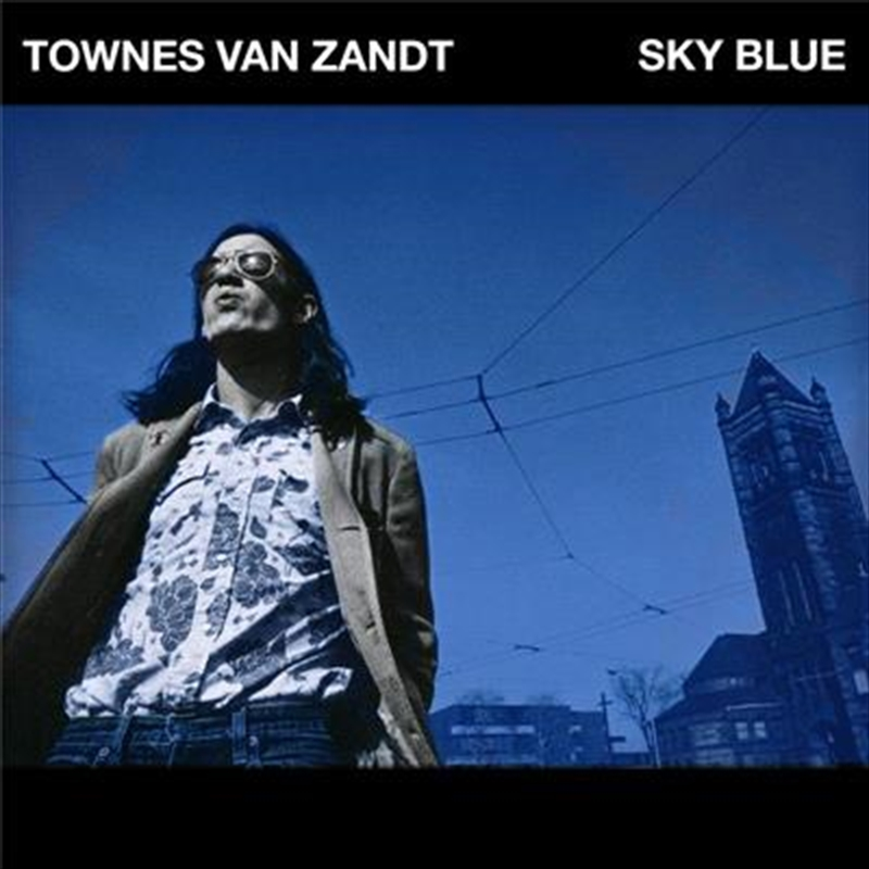 1974f2b8d128 Buy Townes Van Zandt Sky Blue - Australian Exclusive Deep Blue ...